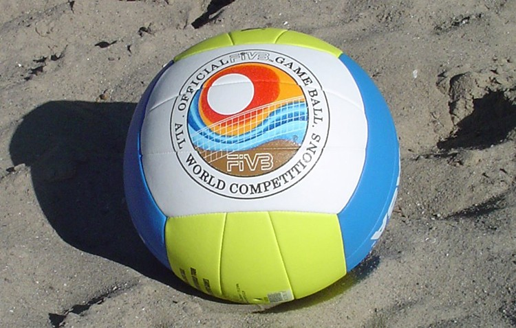 Tournoi  de beach volley-ball