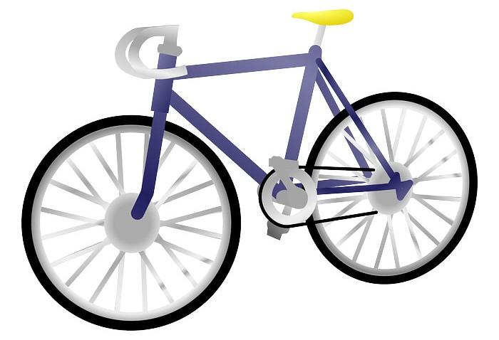 Cueillette de vélos usagés