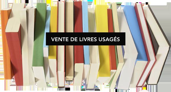 Vente de livres usagés Sainte-Sabine