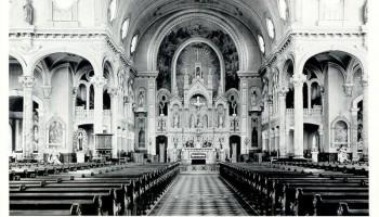 Intérieur église Farnham