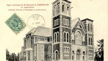 Église catholique St-Romuald de Farnham