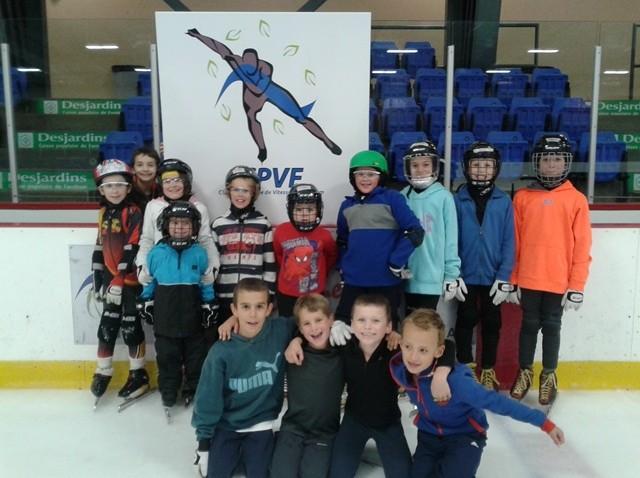 club de patinage de vitesse de Farnham