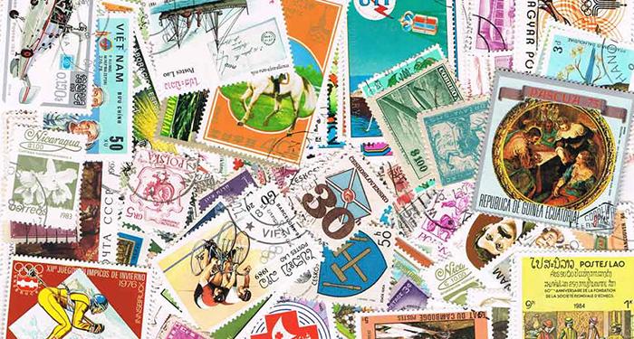Encan de timbres et monnaies
