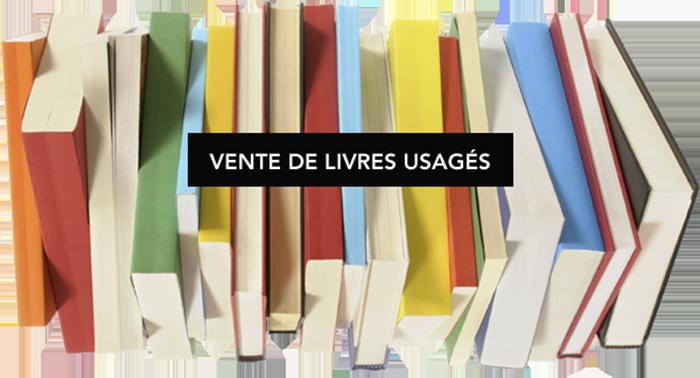 Vente de livres usagés à la bibliothèque municipale de Ste-Sabine