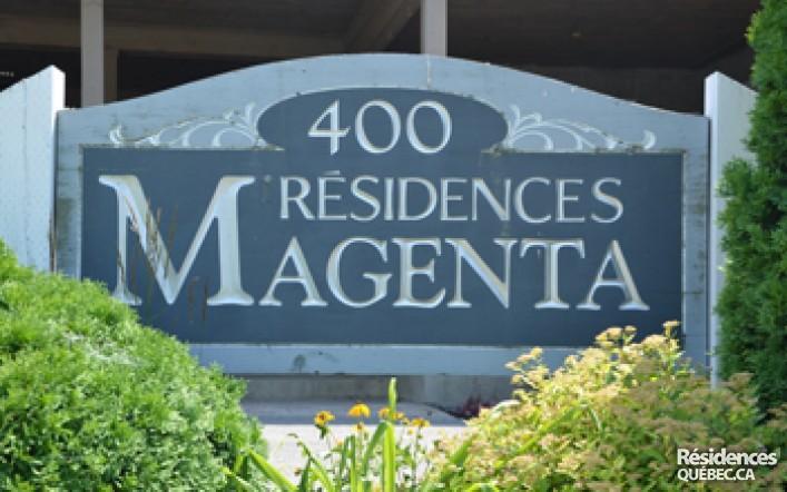 Porte ouvertes aux résidences Magenta