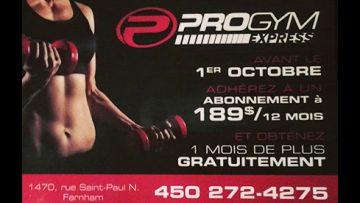 Progym Express