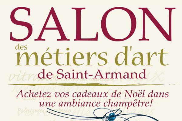 Salon des métiers d'arts de Noël de St-Armand