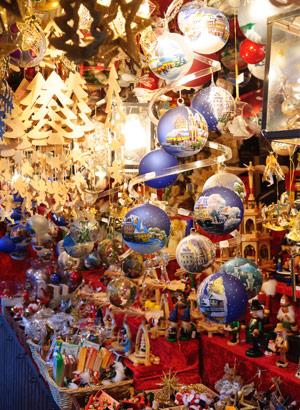 Marché de Noël de Waterloo