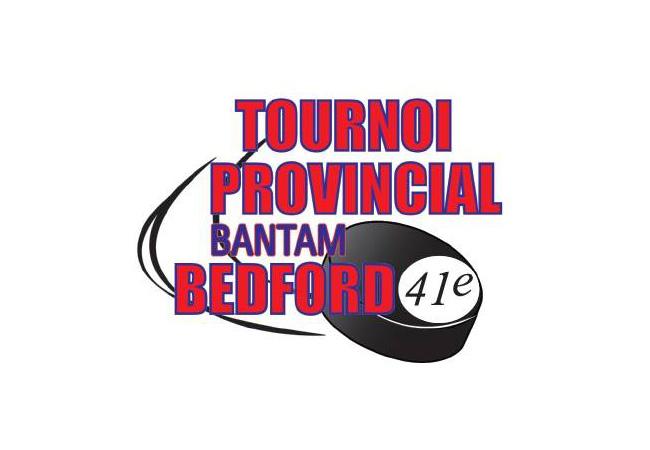 41e tournoi  provincial de hockey bantam de Bedford