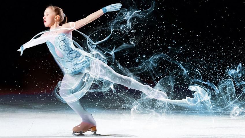 Spectacle de patinage artistique de Bedford
