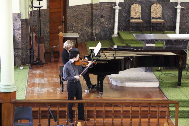 Concert des finissants du Conservatoire de Montréal