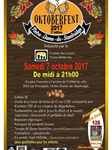 Oktober Fest 2017