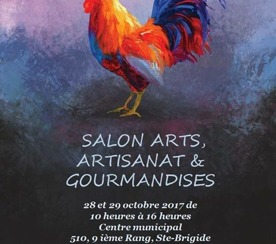 Salon Arts, Artisanat & Gourmandises