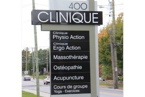 Clinique Physio Action