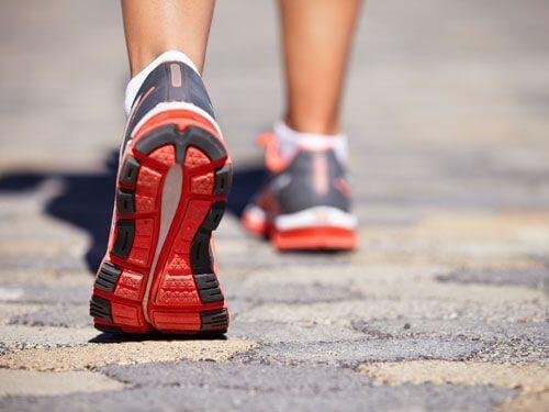 Marche de 5 km pour la vie