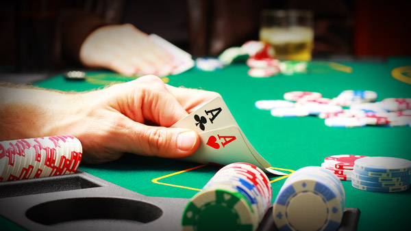 Tournoi de Poker Texas Hold'em