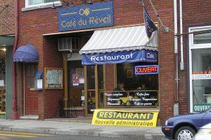 Restaurant Café du Réveil