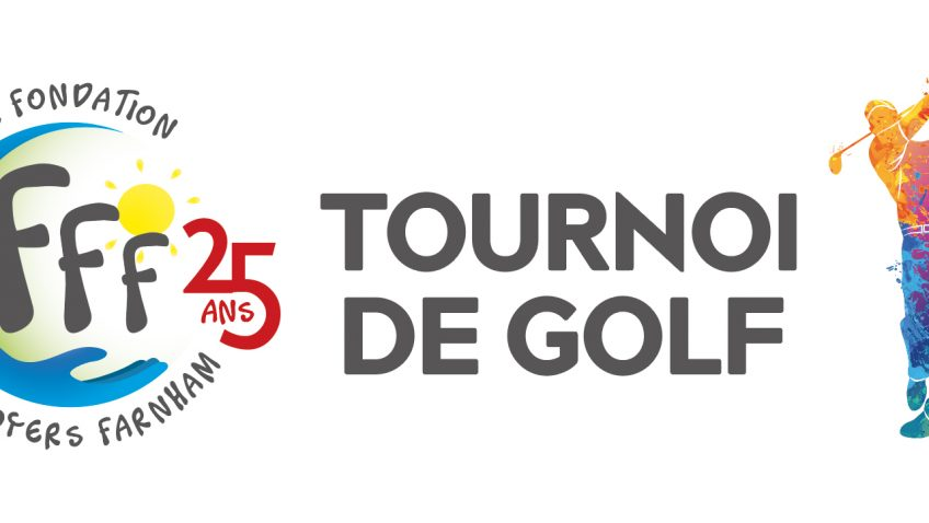 Tournoi de golf au profit de la Fondation des Foyers Farnham