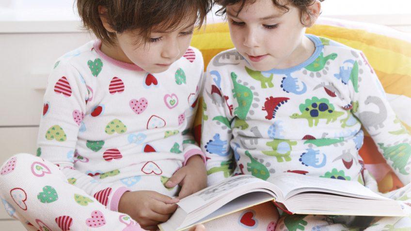 L'heure du conte en pyjama