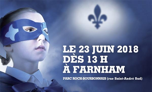 Fête Nationale du Québec à Farnham