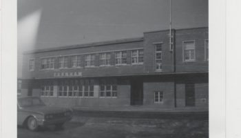 Gare de Farnham 1965