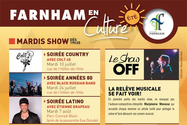 Mardis show – Soirée latino