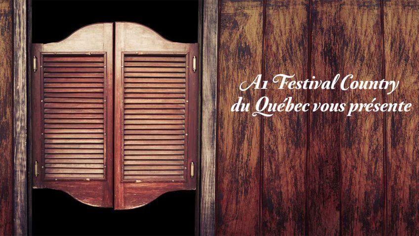 4e édition du festival country de Venise-en-Québec