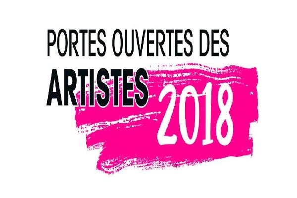 Portes ouvertes des artistes 2018