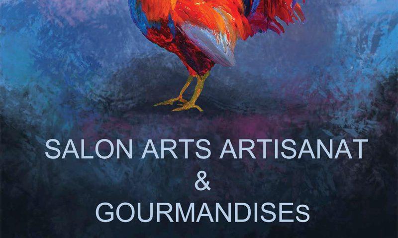 Salon des arts et artisanats et gourmandises