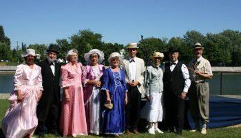 Journée du patrimoine août 2005 à Farnham