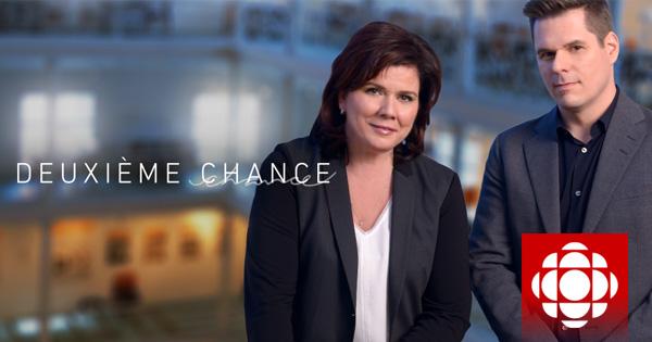 Deuxième Chance avec Louise Lequin