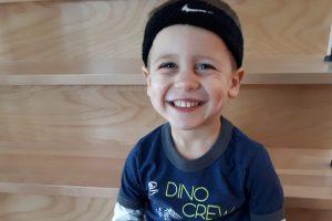 Sourire novembre – Logan Smith 3 ans